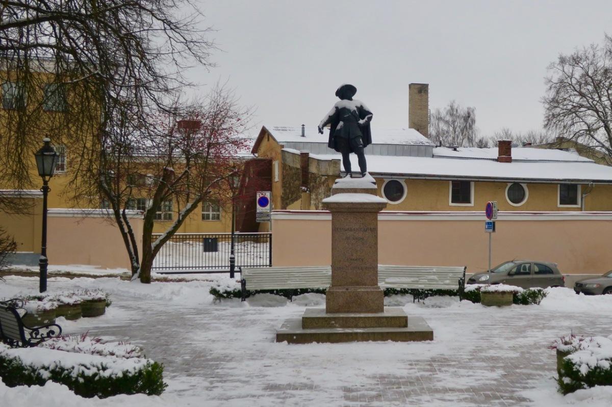 Statues of Tartu
