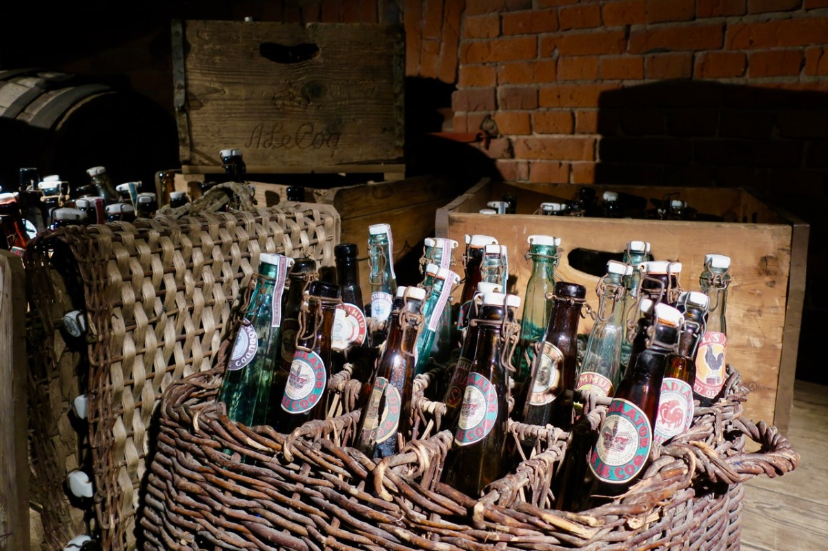 A. le Coq Brewery Visit